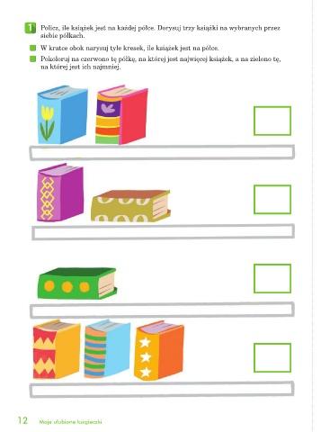 Page 14 - Dzieciaki w akcji. Karty pracy